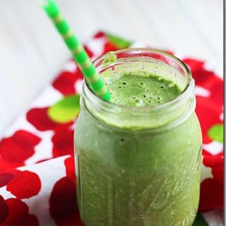 Grinchless Green Smoothie