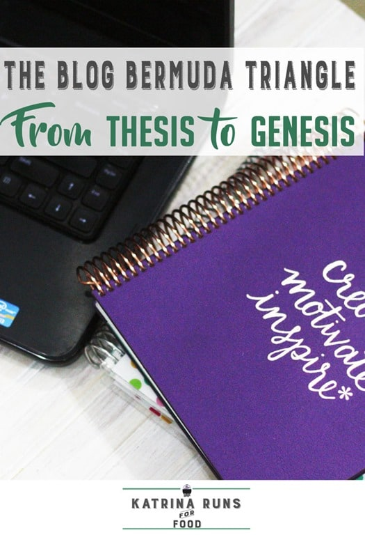 My blog theme framework transition from Thesis to Genesis. Why, how and what's next.