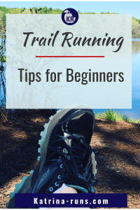 """graphic with """"trail runner tips"""""""