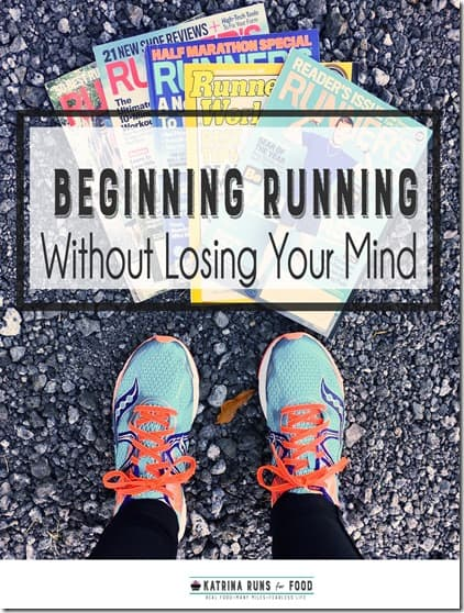 Beginning a running program may seem daunting. These main tips will get you started easily.