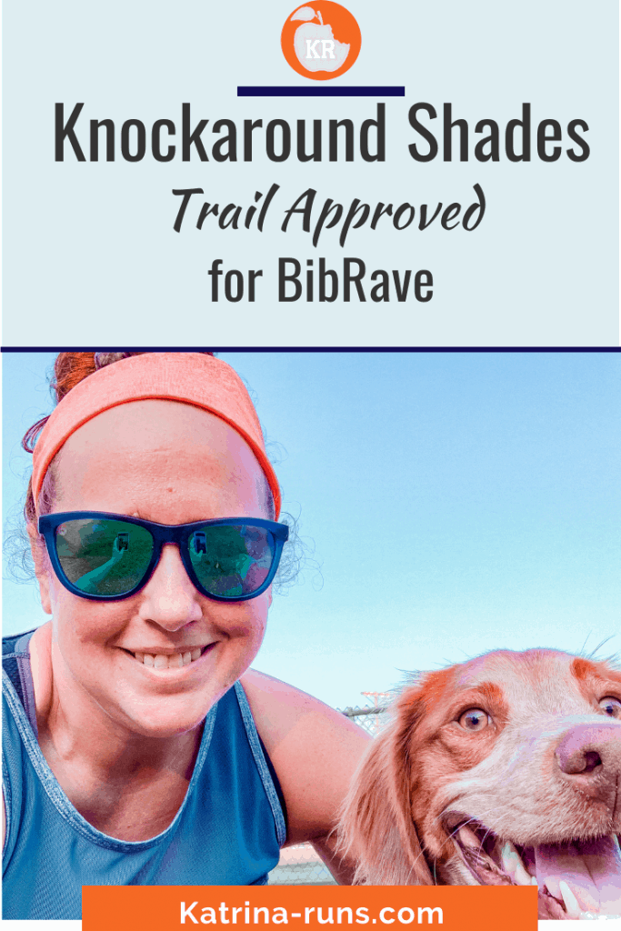 Graphic knockaround shades Trail Approved for BibRave